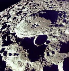 місячний кратер