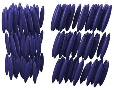 Смектические кристалы