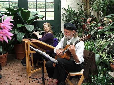 растения и музыка