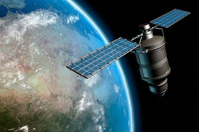 супутник на орбіті