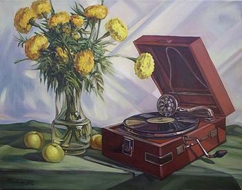 музика та рослини