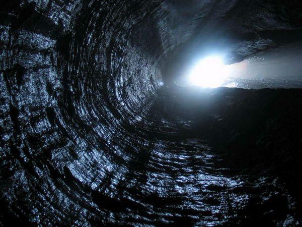 В глибини Землі