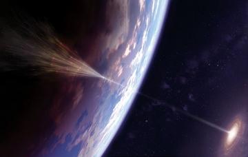 космічні промені
