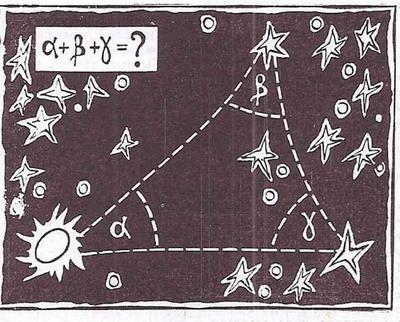 Геометрія Всесвіту