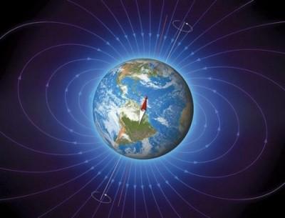 Земля магніт