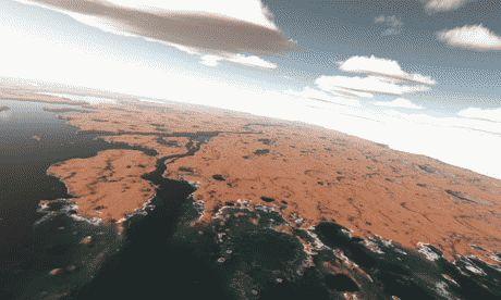 Океаны Марса