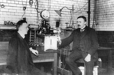 Лабораторія Резерфорда