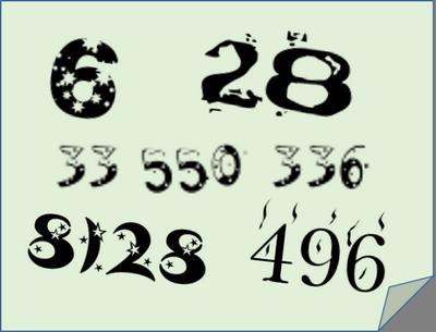 Совершенные числа