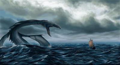 Морські чудовиська