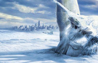 Льодовиковий період на Землі