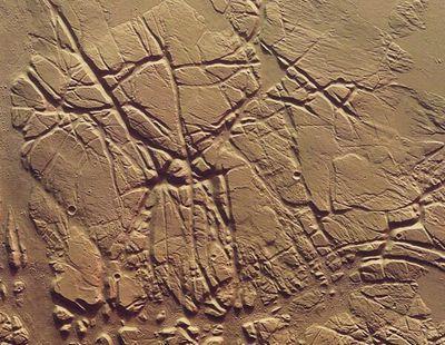 Канали Марса