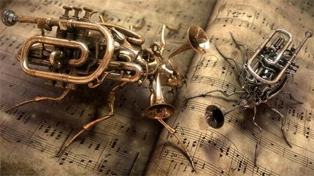 Комахи-музиканти