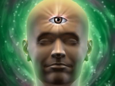 третє око
