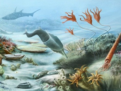 древний океан