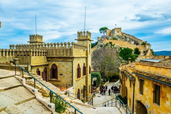 фортеця у Валенсії