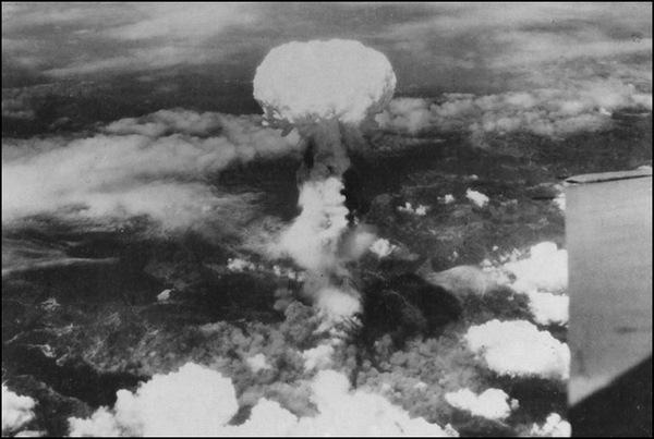атомный взрыв в Хиросиме