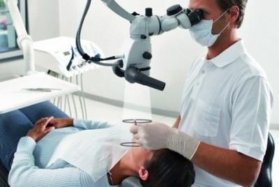стоматологічний мікроскоп