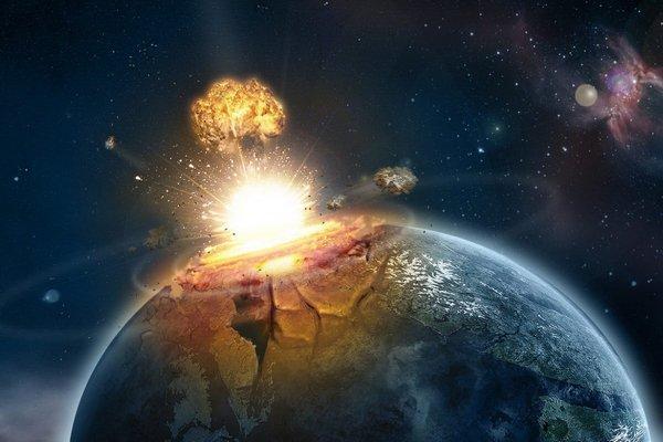 Падіння комети