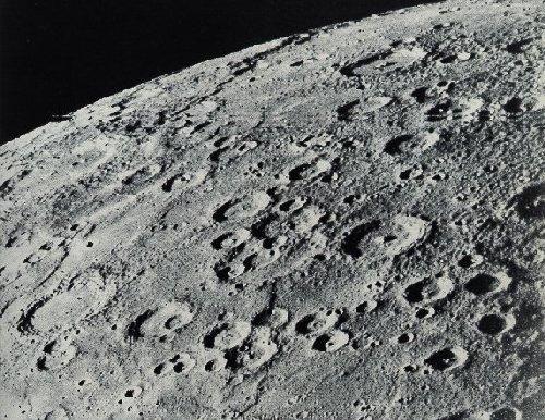 поверхность планеты Меркурий