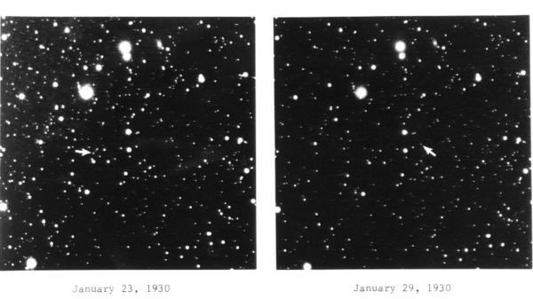 снимки Плутона