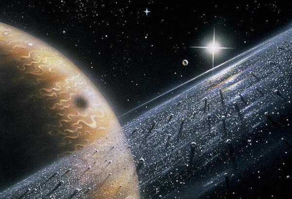 кільця Юпітера