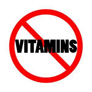 антивітаміни