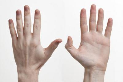 рука людини