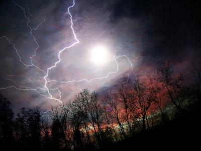 Шаровая молния