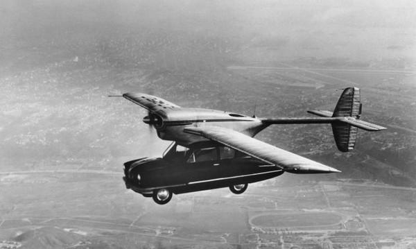 летающий автомобиль ConVairCar Model 118