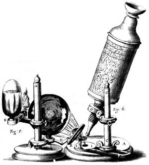 мікроскоп Робета Гука