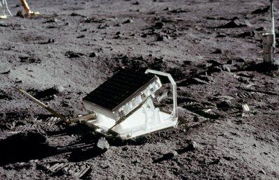 Відбивач на Місяці