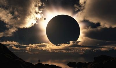 солнечные затмения