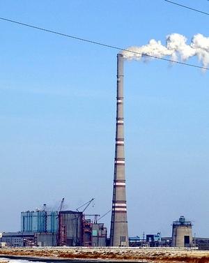 найвища в світі димова труба