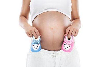 Беременность мальчиком и девочкой