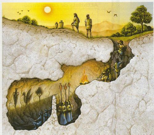 пещера Платона