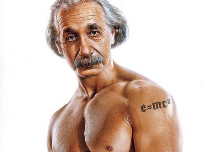 эйнштейн качок