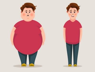 толстые и худые