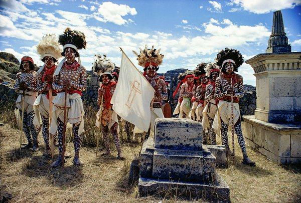 индейцы тараумара