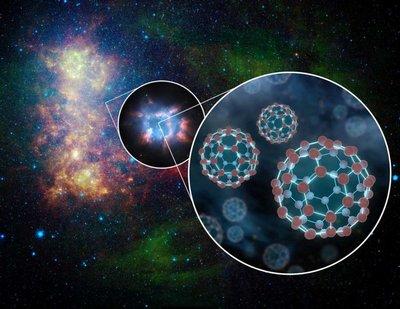 космическая молекула