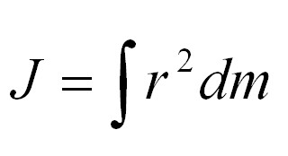 Moment of Inertia Formula