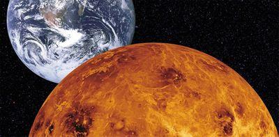 Венера і Земля