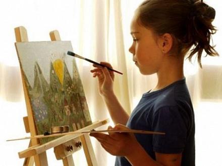Юний художник