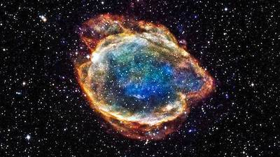 возникновение сверхновой звезды