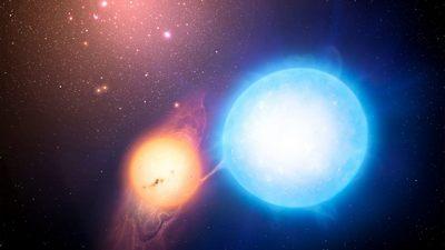 Подвійні зірки