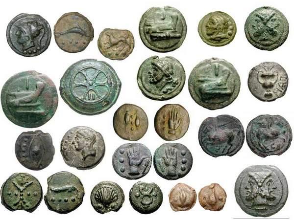 перші монети