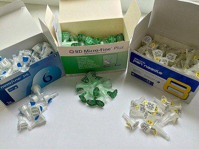 иголки для инсулиновых шприц ручек