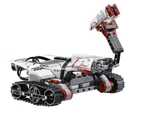 Конструктор Lego Мозговой штурм EV3