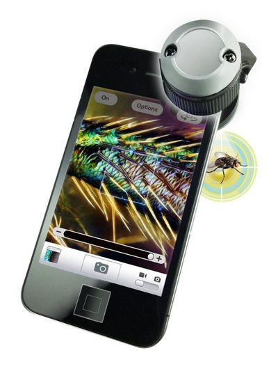 Микроскоп быстрого прикрепления игрушек Skyrocket