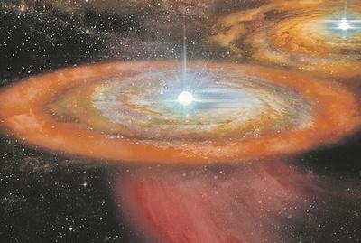 народження Всесвіту