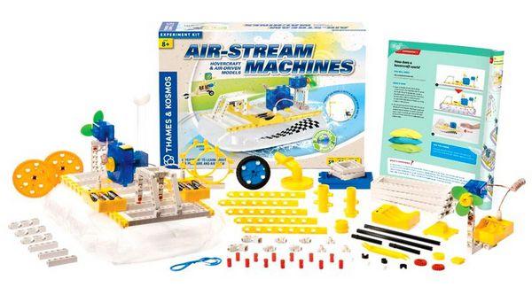 Воздушно-поточные машины